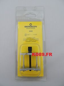 Movement Holder universal Bergeon 4040 SWISS MADE for watchmakers SWISS MADE