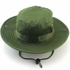 Ourdoor Sun Hat Bucket Cargo Safari Bush Boonie Army Fishing Hats Cap Boys Girls
