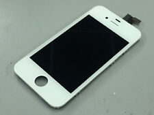 White LCD Display Touch Screen Digitizer Assembly Replacement for iPhone 4 OEM