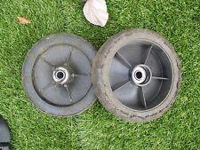 mountfield 554 front wheels x2