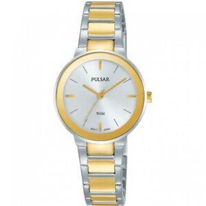 Pulsar Femmes Bracelet en cuir PH8280X1-PNP