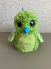 Hatchimals~Draggle Green Dragon Electronic Interactive Plush Toy working