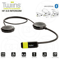 TWIINS 3.0 INTERCOM CELLULARLINE INTERFONO CASCO JET INTEGRALE MOTO BLUETOOTH