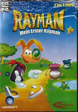 Il mio primo Rayman 2-4 ANNI BAMBINI DA GIARDINO NUOVO! 9789054679813
