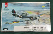 Fly Models 1:32 Hawker Hurricane IIc model kit
