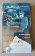VHS Murder at 1600 - Wesley Snipes Diane Lane Alan Alda, Dennis Miller THRILLER