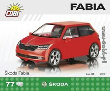 COBI skoda Fabia  / 24570 / 77 elem blocks  auto toys car