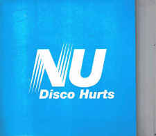 NU-Disco Hurts cd single