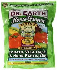 Dr. Earth Organic 5 Tomato Vegetable & Herb Fertilizer Poly Bag