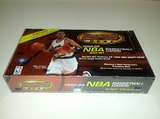 1998-99 BOWMANS BEST NBA BASKETBALL CARDS GOLDSET SEALED BOX