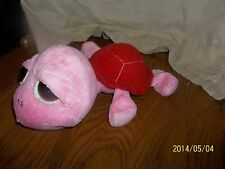 """Squirtle Russ Berrie 10"""" Plush Big Eyed Turtle"""