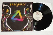 Rose Royce Rainbow Connection LP Vinile Discoteca 1979 Warner * RARE