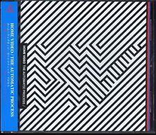 HOME VIDEO-The Autmatic Process  13tracks Japan CD w/OBI
