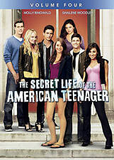 The Secret Life of the American Teenager, Vol. 4 (DVD, 2010, 3-Disc Set) NEW