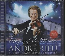 Andre Rieu Magic Of The Movies CD Brand New