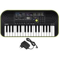 Casio SA-46 Keyboard + Netzteil   Neu