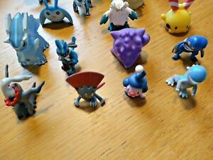 Pokemon assorted action figures bundle