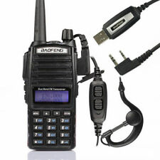 Baofeng UV-82L VHF/UHF 136-174/400-520MHz Ham two-way Radio+USB Câble gratuit