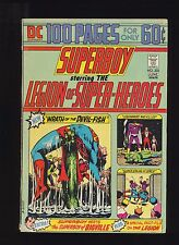 Superboy #202! 100 Pg Giant! Dc Comics 1974! 1st Mike Grell! See Pics And Scans!