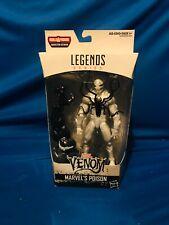 Marvel Legends Venom Series Monster Venom baf Marvel's Posion with baf piece