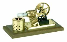 Stirlingmotor Wilesco 00100 - H100 Dampfmaschine Dampfmotor