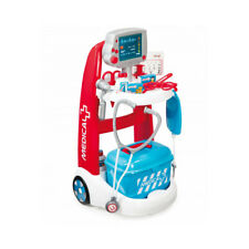 SMOBY Children's Medical Rescue Trolley Playset, Unisex, 3 to 6 Years