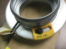 "AERCO 6"" IRIS VALVE #123815 FOR BOILERS"