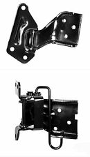 NEW! 1967-1968 Mustang UPPER DOOR HINGE Right Side Upper and Lower Pair, Set