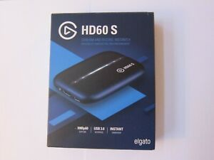 Elgato Game Capture HD60 S High Definition Game Recorder - Video Recorder