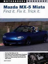 Mazda Mx-5 Miata - Tanner, Keith - New Paperback Book