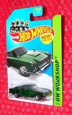 2014 Hot Wheels Aston Martin 1963 DB5 #200  HW Workshop  BDD14-09B0B