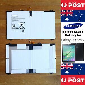 "Original Samsung GALAXY Tab S2 9.7"" Battery EB-BT810ABE 5870mAh SM-T810 - Local"