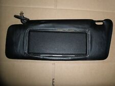 W123 WAGON 300D 300TD 280E 280TE SUN VISOR LEFT DRIVER LF BLACK BLK CODE 901