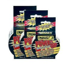 EVERBUILD Mammoth Powerful Grip Tape Heavy Duty Double Sided Strong Adhesive