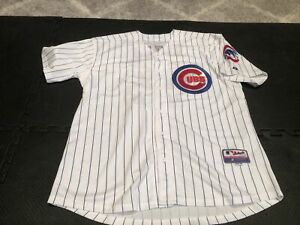Chicago Cubs Majestic XXL/ 52 Cool Base Player Jersey Royal Anthony Rizzo