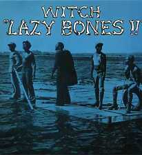 "WITCH ""LAZY BONES"" SHADOKS RE ZAMBIA HEAVY ROCK 1975"