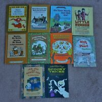 Lot Of 10 Vintage Children's I CAN READ Books - HESTER THE JESTER, FROG AND TOAD