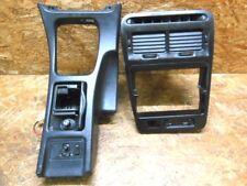 1990 1996 JDM NISSAN FAIRLADY 300ZX Z32 CENTER FRAME W SWITCH WATCH ASHTRAY OEM