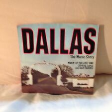 Dallas, The Music Story, 45 rpm record, Crystal Gayle, Forester Sisters