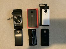 Motorola Moto Z3 With Moto Mods - 64GB - Ceramic Black (Verizon)