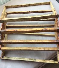 Langstroth Brood (Deep) Frames - used but have been steamed