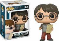 Funko Pop! Movies Harry Potter S4 W/ Marauders Map Action Figure 42