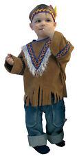 Indianer Kostüm Western Karneval Kinder Gr.98/104