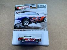 Hot Wheels Racing Series Ford 69 Mustang Boss 302 1:64 Scale Diecast Car