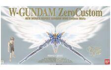 Gundam Bandai PG Grade Wing Gundam Zero Custom (MISB)