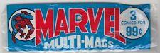 MARVEL MULTI-MAGS, MARVEL 1978 SEALED, HULK #223, NOVA #19, MAN FROM ATLANTIS #4