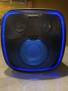 Sony SRS-XB501G Extra Bass Wireless Bluetooth Speaker (Black)