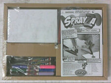 NEW Sprayza Airbrush System 97pc Set