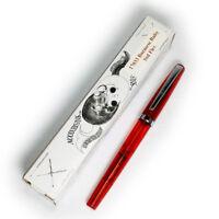 Noodler's Nib Creaper Standard Flex Fountain Pen - 17033 - Burmese Ruby