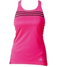 adidas Response Cup Womens Pink Climalite Running Sports Vest Tank Top XS